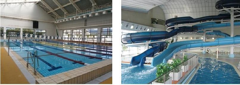 公営プールの種類