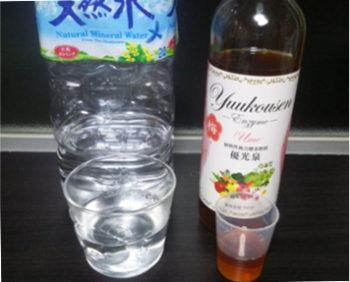 断食中の飲み物
